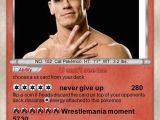 John Cena Birthday Card with sound John Cena Pokemon Card Wwe Pinterest Pokemon