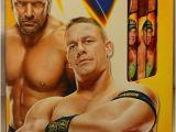 John Cena Birthday Card with sound Wwe 2014 Wrestling John Cena 16 Valentines Cards with 16
