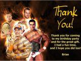 John Cena Birthday Cards Wwe Invitations John Cena the Rock Daniel Bryan and More