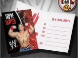 John Cena Birthday Cards Wwe John Cena Invitations Party Invitations Ideas