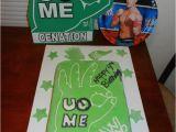 John Cena Birthday Decorations John Cena All Hand Pipped Birthday Cake for Brodie