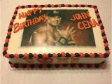 John Cena Birthday Decorations John Cena Cake buttercreams Cakes for Every Occasion