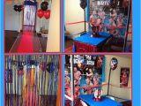 John Cena Birthday Decorations Wrestling John Cena Birthday Party Kid Parties