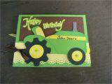John Deere Birthday Card Faith by Heavenly Designs John Deere Happy Birthday Card