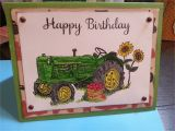 John Deere Birthday Card John Deere Birthday