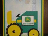 John Deere Birthday Card John Deere Tractor by Megala3178 at Splitcoaststampers