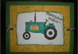 John Deere Birthday Cards John Deere Birthday Card by Blessedby2boys at