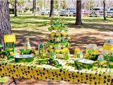 John Deere Birthday Decorations top 10 Most Popular Birthday Parties Chickabug