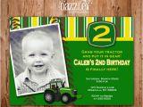 John Deere Birthday Invitation Templates Free 1000 Ideas About Tractor Birthday Invitations On