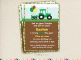 John Deere Birthday Invitation Templates Free Birthday Invites Tractor Birthday Invitations Celebrate