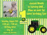 John Deere Birthday Invitation Templates Free John Deere Birthday Invitation orderecigsjuice Info