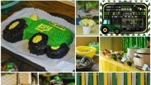 John Deere Birthday Party Decorations John Deere Birthday Party Ideas for A 3 Year Old