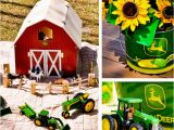 John Deere Birthday Party Decorations Kara 39 S Party Ideas John Deere Tractor Birthday Party