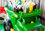 John Deere Birthday Party Decorations Kara 39 S Party Ideas John Deere Tractor themed Birthday