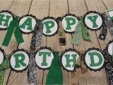 John Deere Happy Birthday Banner John Deere Birthday Tractor Inspired Happy Birthday Banner