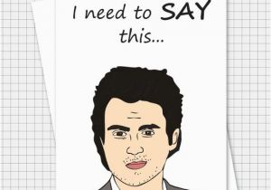 John Mayer Birthday Card John Mayer Card Say