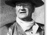 John Wayne Birthday Card John Wayne Greeting Cards Fine Art America