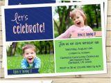 Joint Birthday Invites Joint Birthday Party Invitation Sibling Birthday Invitation