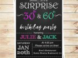 Joint Birthday Party Invitations for Adults Joint Birthday Party Invitations for Adults by