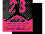 Jordan Birthday Invitations 5×7 Air Jordan Invitation You Print Jumpman by