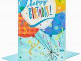 Jumbo Birthday Cards Hallmark Balloons for Fun Pop Up Jumbo Birthday Card 16