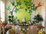 Jungle Decorations for Birthday Party 19 Jungle Safari themed Boy Party Ideas Spaceships and
