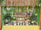 Jungle Decorations for Birthday Party Jungle Party Ideas Animal Party Ideas at Birthday In A Box