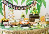 Jungle Decorations for Birthday Party Safari Jungle themed First Birthday Party Part Iii Diy