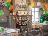 Jungle themed First Birthday Decorations Jungle Safari Birthday Quot Lucas 39 S Jungle Safari 1st