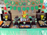 Jungle themed First Birthday Decorations Jungle themed First Birthday Party Time2partay Com