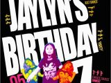 Just Dance Birthday Party Invitations Just Dance Custom Invitation Kids Birthday Pinterest