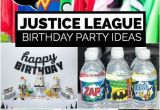 Justice League Birthday Decorations 19 Awesome Teen Titans Go Birthday Party Ideas