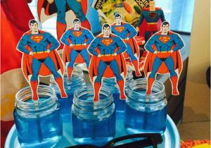 Justice League Birthday Decorations Superhero Party Ideas Photo 7 Of