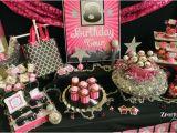 Karaoke Birthday Party Decorations Rock Star Makeover Karaoke Birthday Party Ideas Photo