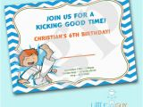 Karate Birthday Party Invitations 9 Best Images Of Karate Birthday Invitations Printable