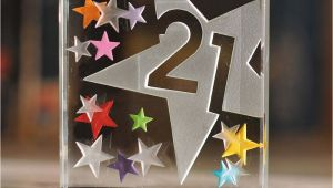 Keepsake 21st Birthday Gifts for Him Happy 21st Birthday Gifts Idea Spaceform Glass Keepsake