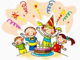 Kid Birthday Greeting Card Messages Kids Birthday Greetings Card Design 39