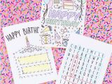 Kids Birthday Cards to Print Free Printable Birthday Cards for Kids Studio Diy