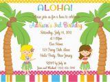 Kids Birthday Invite Wording 18 Birthday Invitations for Kids Free Sample Templates
