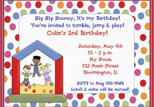 Kids Birthday Party Invitations Online Childrens Invites Toddler