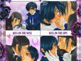 Kiss Happy Birthday Meme Kiss Meme Kuroshitsuji by Rin Shiba On Deviantart