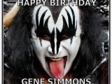 Kiss Happy Birthday Meme Kissopolis Happy Birthday Gene Simmons