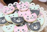 Kitty Cat Birthday Party Decorations 30 Cute Cat Birthday Party Ideas Pretty My Party
