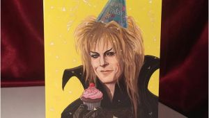 Labyrinth Birthday Card Labyrinth Birthday Card by Castlemcquade On Etsy