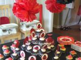 Ladybug 1st Birthday Decorations Expressions by Devin Weekend Recap Lady Bug First