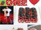 Ladybug 1st Birthday Decorations Ideas for A Ladybug themed 1st Birthday Party