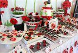 Ladybug Birthday Decorations Ideas Kara 39 S Party Ideas Lovebug Ladybug Birthday Party Ideas