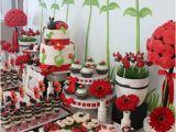Ladybug Birthday Decorations Ideas Ladybug Birthday Party Birthday Party Ideas Photo 22 Of