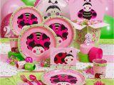 Ladybug Birthday Decorations Ideas Ladybug Birthday Party for Your Little Girl Criolla