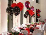 Ladybug Birthday Decorations Ideas Ladybug Birthday Party Ideas Photo 5 Of 30 Catch My Party
